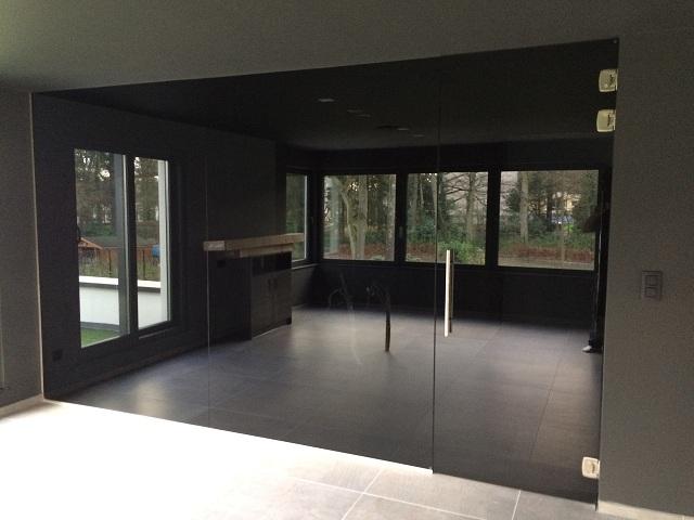 cloison en verre cloison vitr e. Black Bedroom Furniture Sets. Home Design Ideas